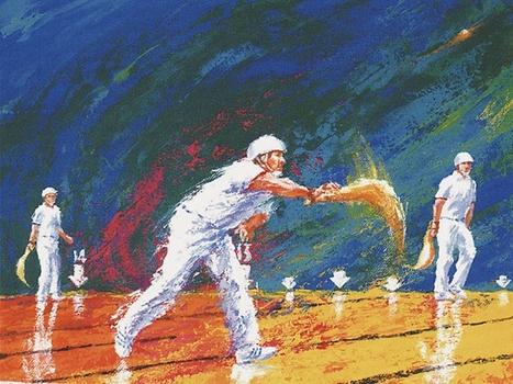 pelote basque: cesta punta en jai alai